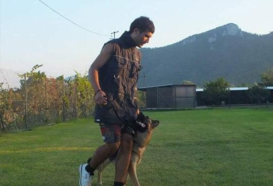 murat güngör köpek eğitmeni
